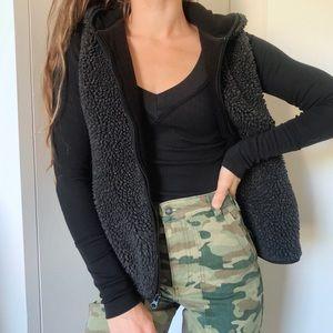 [Gap] teddy vest